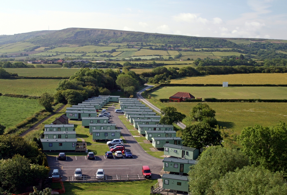 Self Catering Holiday Homes at Middlewood Farm Holiday Park