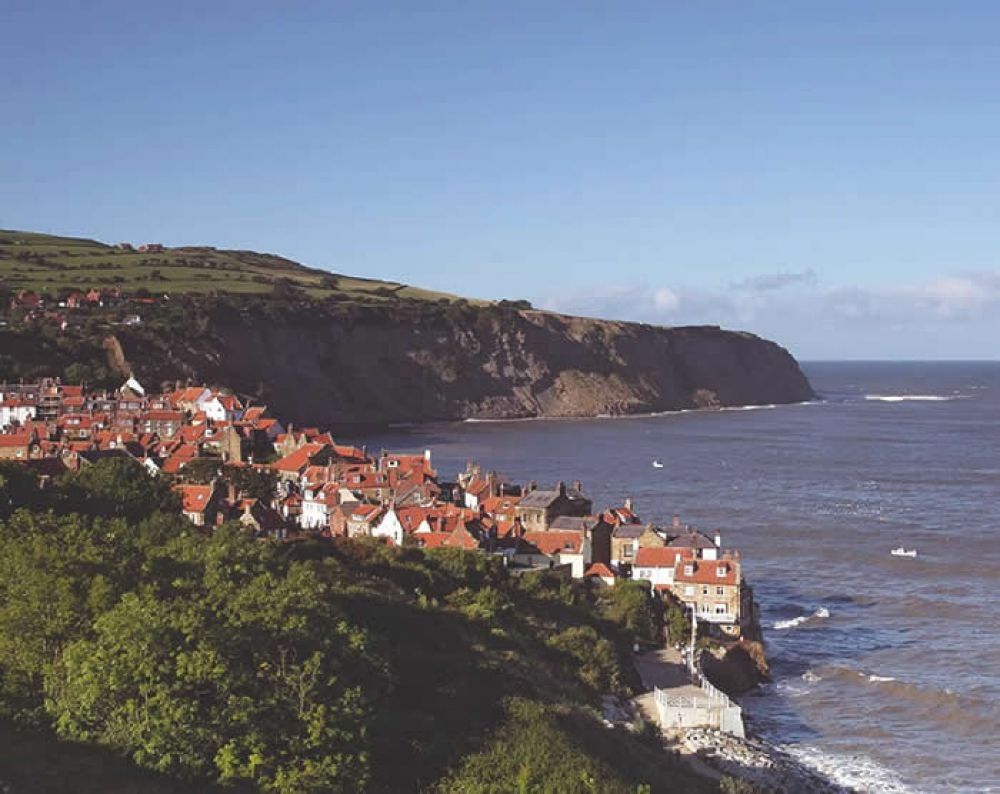 Middlewood Farm Holiday Park, only a 10 minute walk from Robin Hood's Bay
