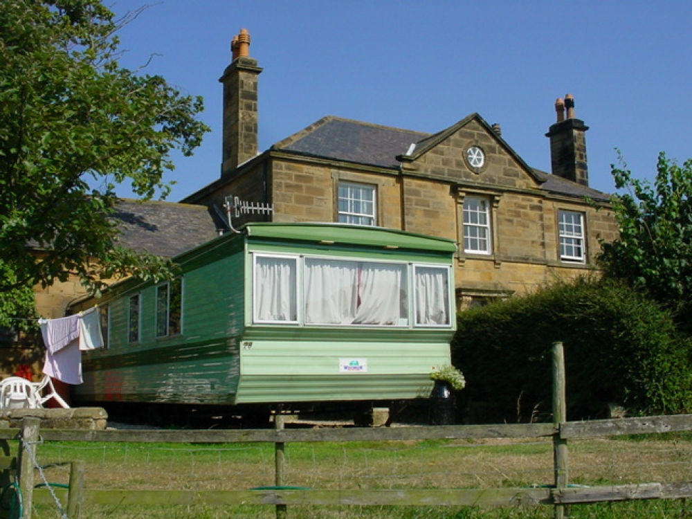 Awesome   Touring Caravan And Campervan Accommodation In Robin Hood39s Bay