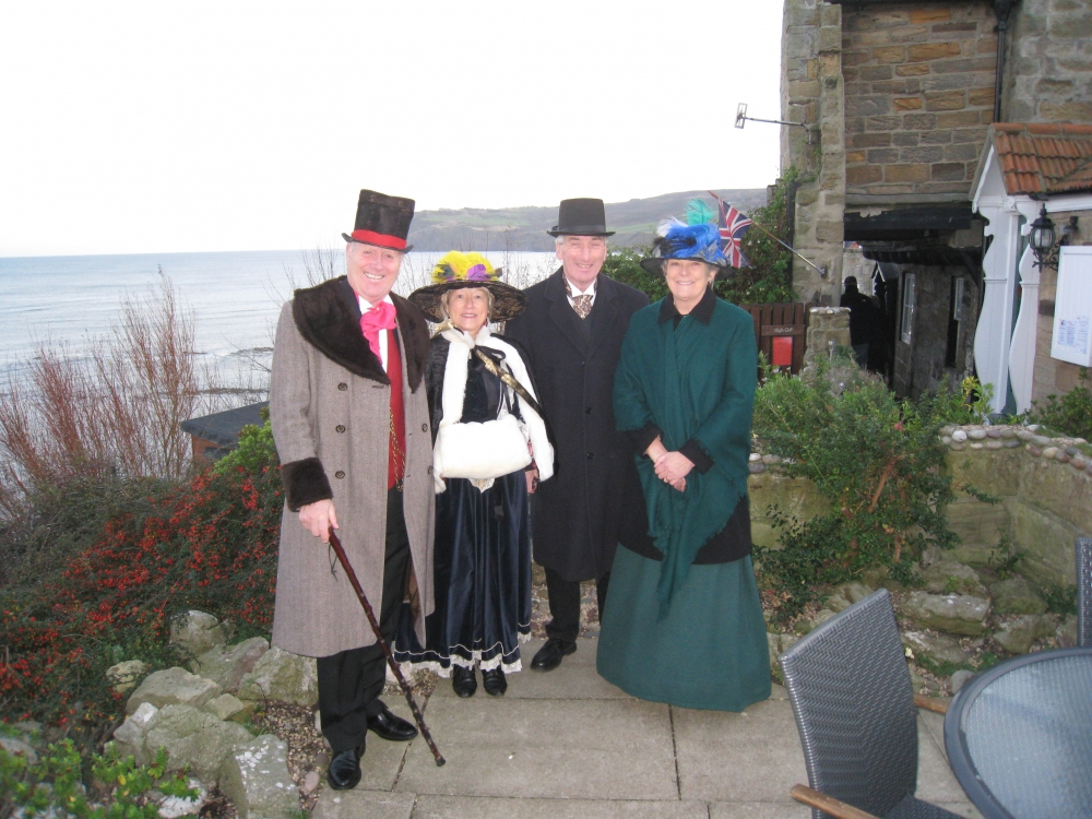 Victorian weekend at High Cliff