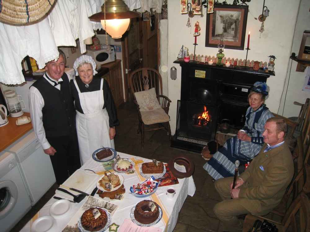'Victorian Victuals' - our charity event for Victorian weekend