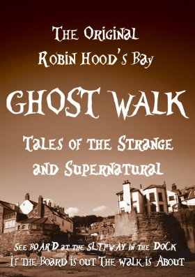 The Award Winning Robin Hood's Bay Ghost Walk