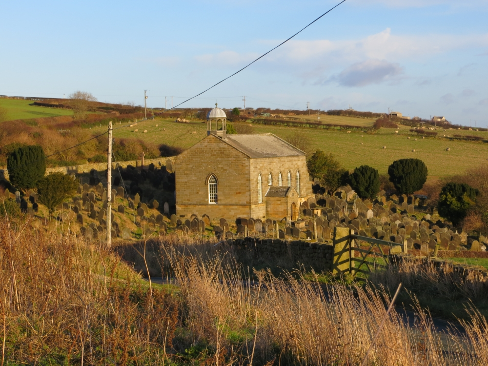 Old St Stephen's Church