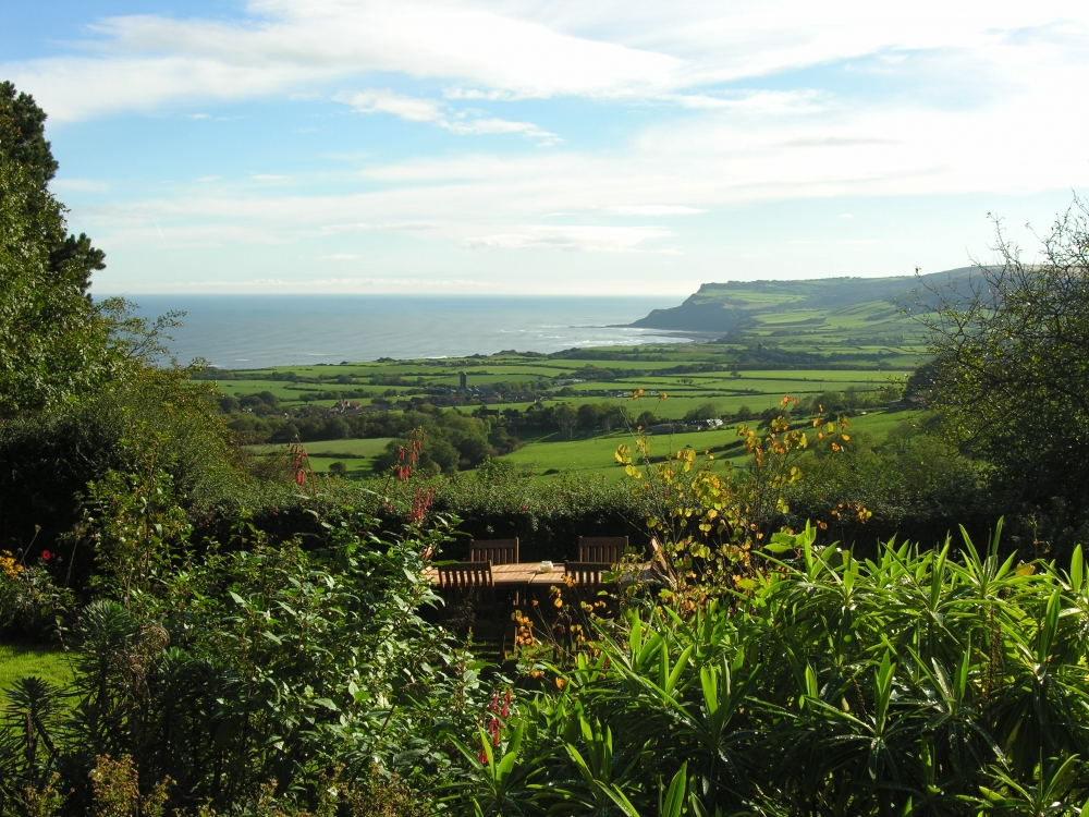View from Skerry Hall Farm