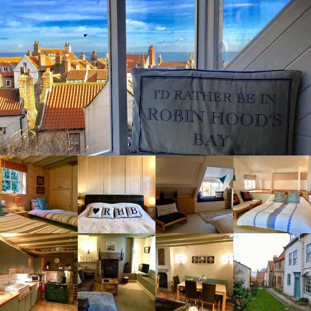 Baytown Holiday Cottages Robin Hood S Bay North Yorkshire