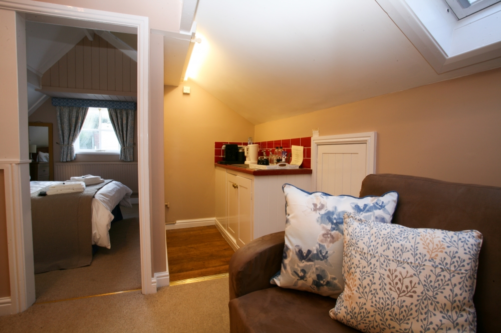 B&B Room 4 - mini suite
