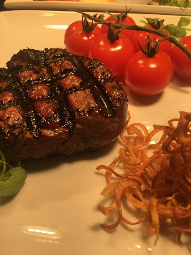 Succulent Steak