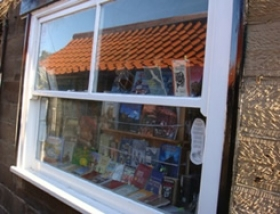 Robin Hood's Bay Book Shop