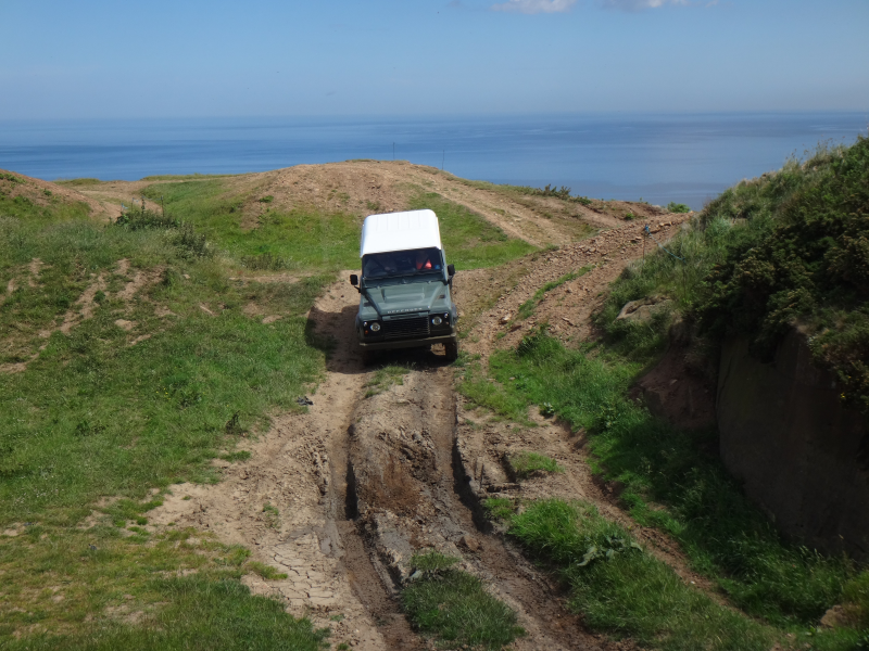 4x4 Driving Experiences @ North Yorkshire Off Road Centre